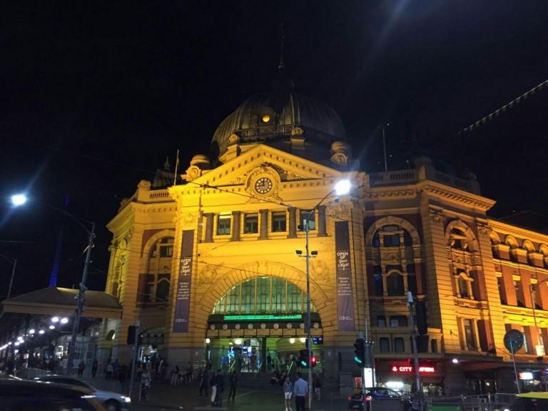 Melbourne (Capital del Estado de Victoria)