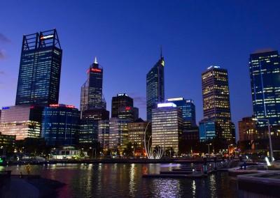 Perth (Capital del Estado de Australia Occidental)