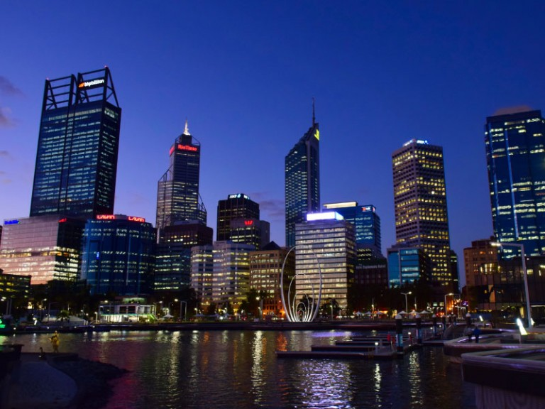 Perth (Capital del Estado de Australia Occidental)