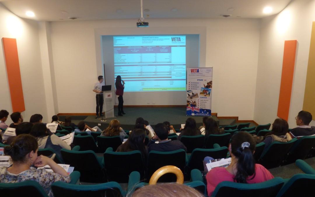 Seminario Migratorio para Profesionales en Bogotá y Medellín