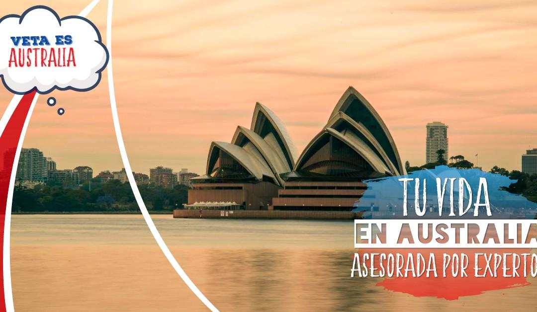 Veta, tu vida en Australia asesorada por expertos.