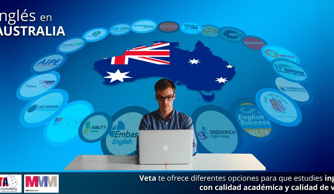 Inglés en Australia te brindamos múltiples opciones