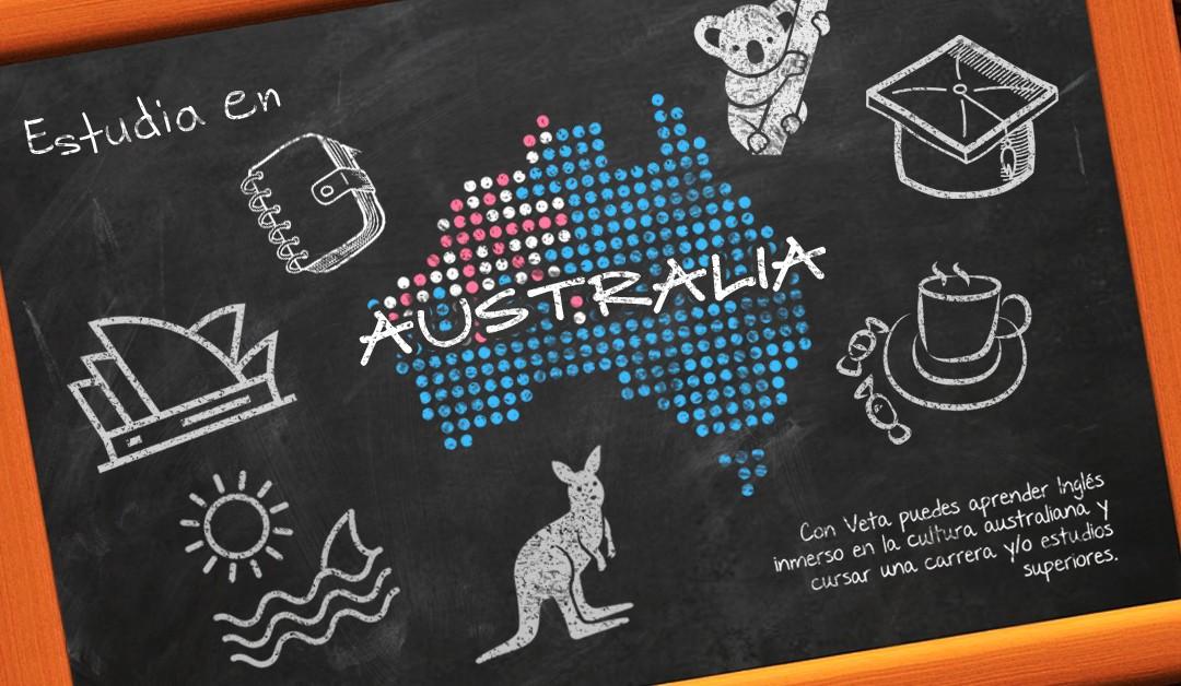 O inglês pode ser só o início de seus estudos na Austrália.