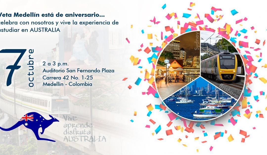 Veta celebra el aniversario de su Oficina en Medellín