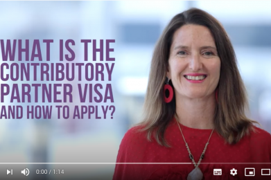 What is the Contributory Parent visa and how to apply?