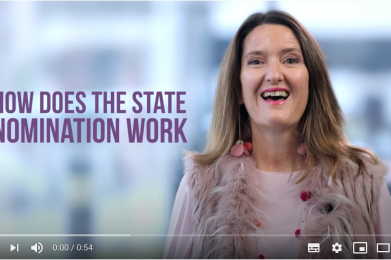 How does the state nomination work?